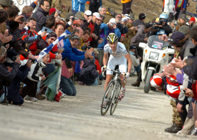 © Sirotti - 2008, Giro d'Italia, tappa 16 San Virgilio di Marebbe - Plan de Corones, Saunier Duval, Riccò Riccardo, Plan de Corones