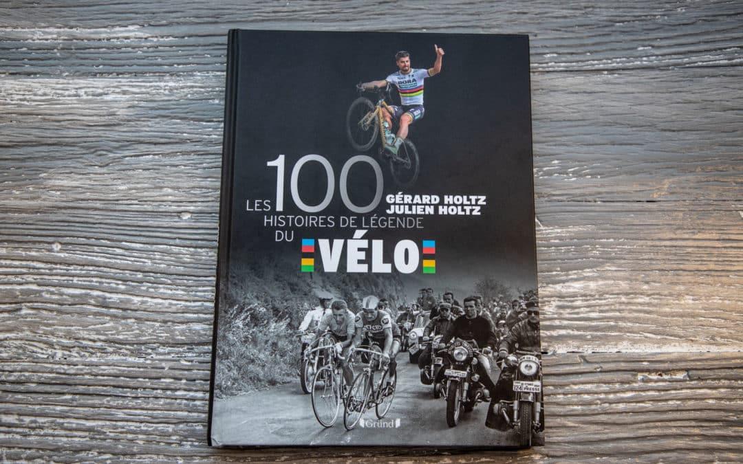 Le prix Top Vélo du livre de cyclisme attribué à Gérard Holtz !