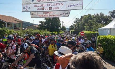 L'ardéchoise, du 19 au 22 juin, l'événement cyclosportif sur route de montagne le plus important d'Europe !