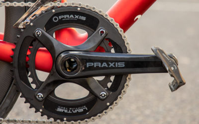 Praxis Zayante Power Meter