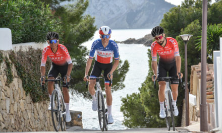 Le Tour la Provence s'offre le Ventoux