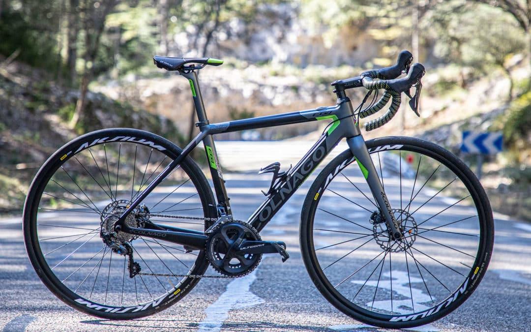 Vélo électrique de l'année Colnago E64 Performance