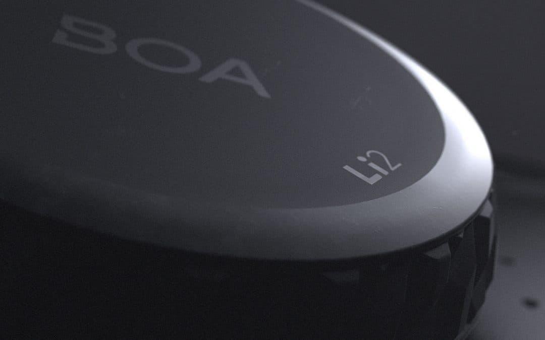 Boa lance son nouveau serrage Li2
