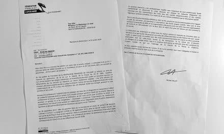 FFC, Droit de réponse de Michel Callot