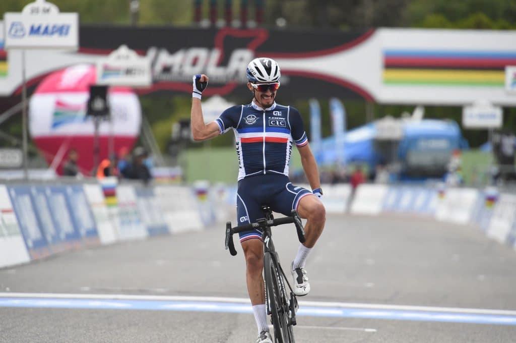 27-09-2020 World Championships Elite; 2020, Deceuninck - Quick Step; Alaphilippe, Julian; Imola Autodromo;