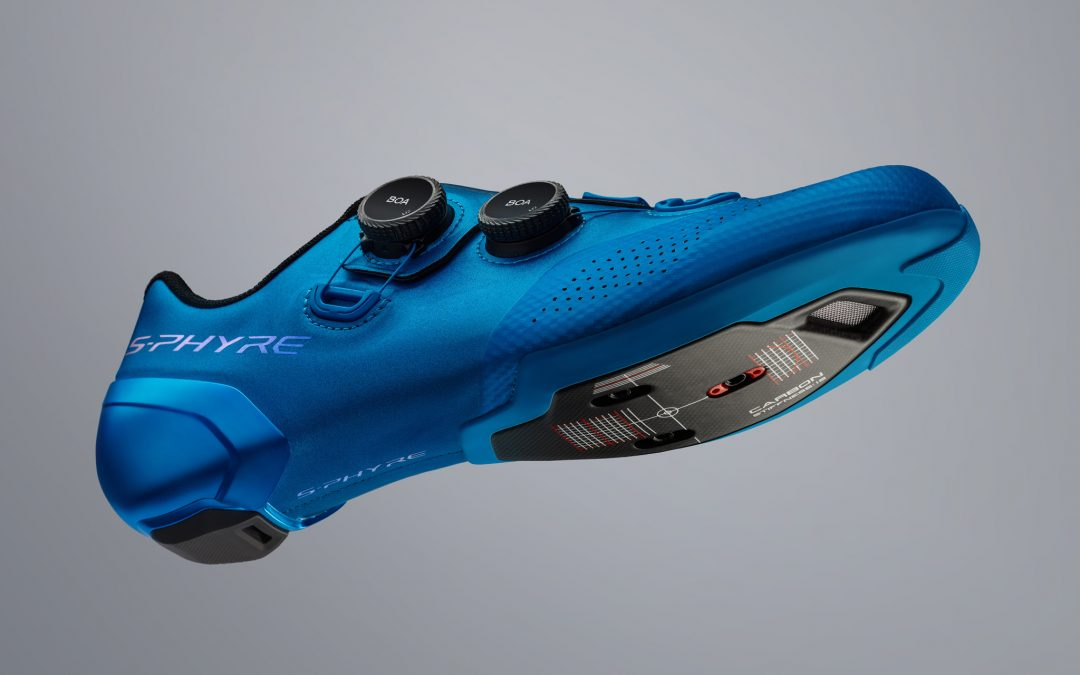 Les nouvelles chaussures Shimano S-Phyre RC 902