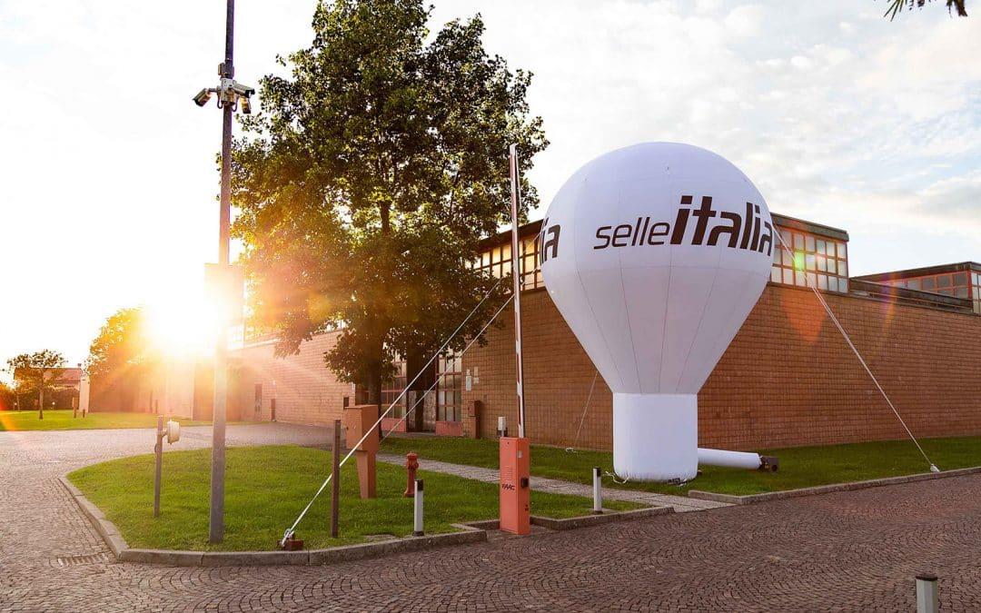 Selle Italia lance son nouveau logo et fête le 80e anniversaire du président Bigolin