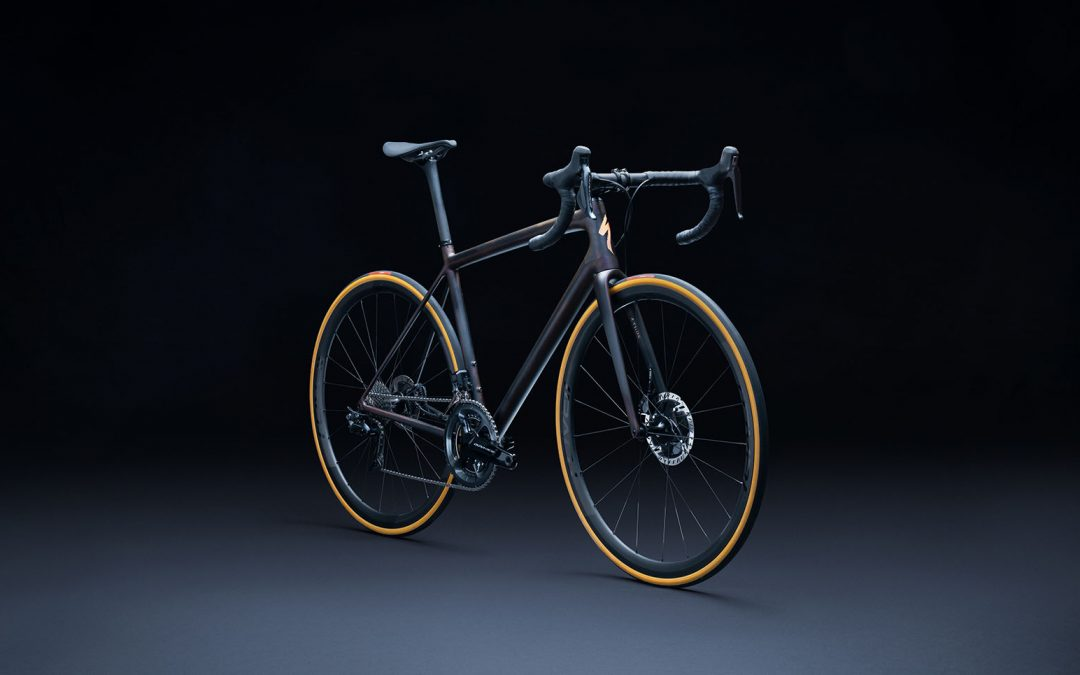 Specialized lance l'Aethos