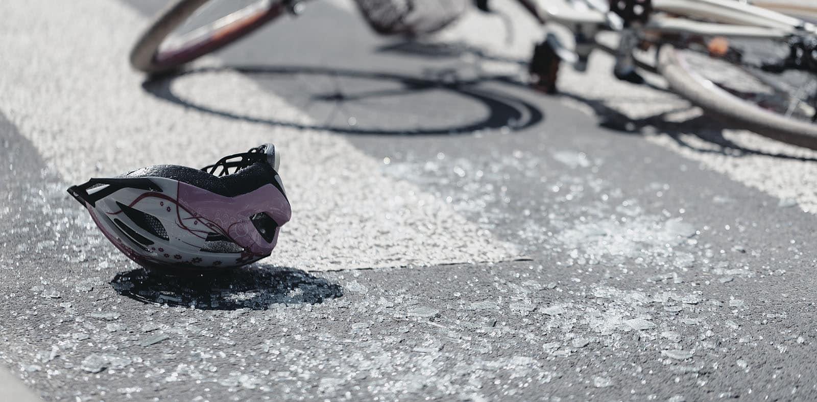 Accident de vélo : blessures graves et mortalité en hausse