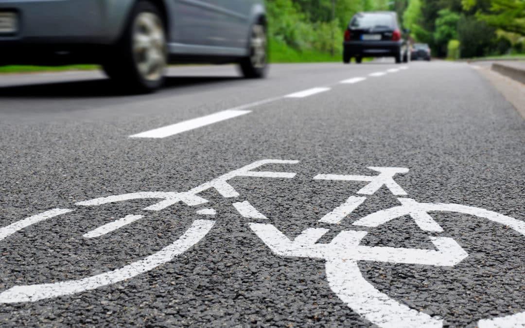 La faute inexcusable du cycliste
