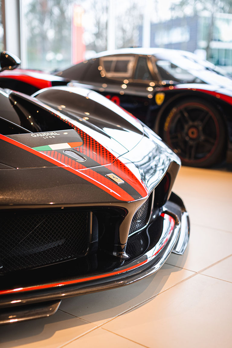 Probikeshop Ferrari Campagnolo