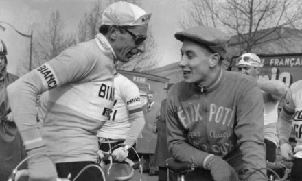 Fausto Coppi, l'adieu aux larmes