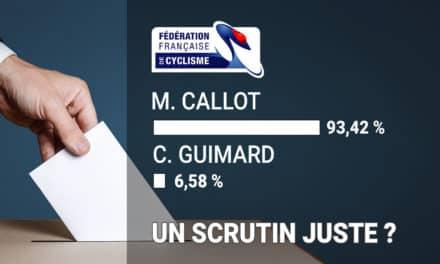 FFC : victoire de Callot version leader Maximo !