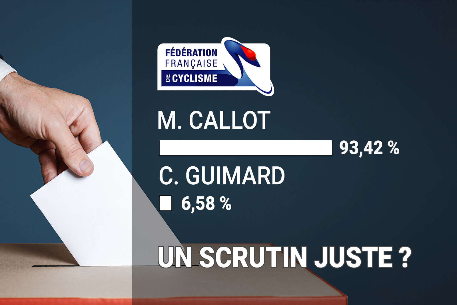 Résultat élection FFC
