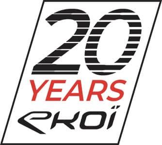 label les 20 ans d'Ekoï