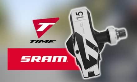 SRAM rachète l'activité pédales de TIME Sport !