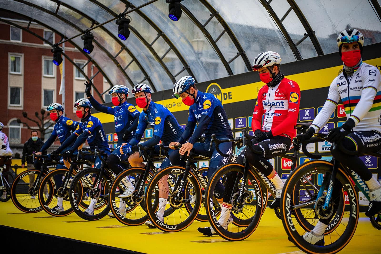Team Deceuninck - Credit @Billy_lebelge