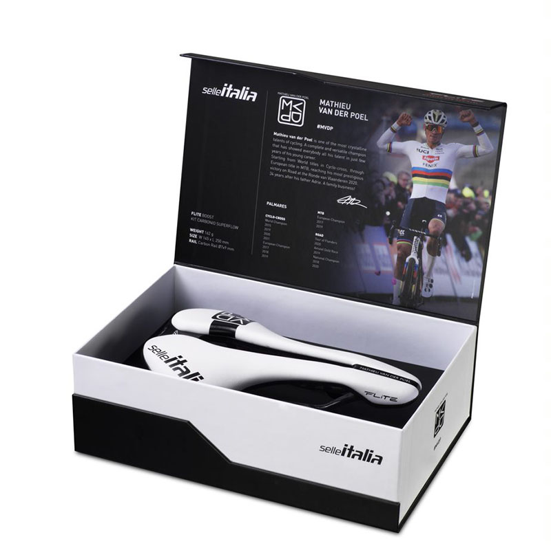 Selle Italia Flite Boost Kit Carbonio Superflow « MVDP edition »