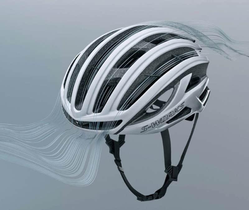 Nouveau casque Specialized Prevail II Vent