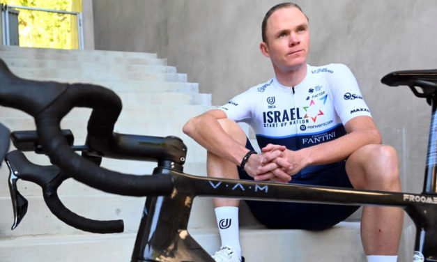 Froome, stop ou encore ?