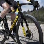 Colnago dévoile le premier vélo officiel du Tour de France