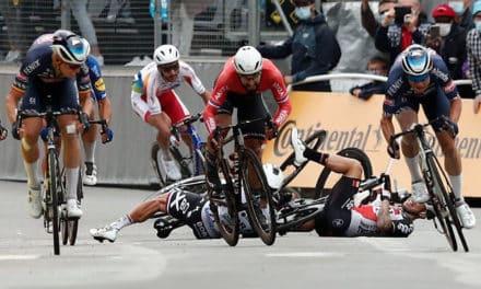 La mort aux trousses – Chutes sur le Tour de France