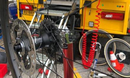 Des roues Vision chez Jumbo!