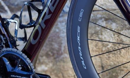 Les nouvelles roues Shimano Dura-Ace et Ultegra