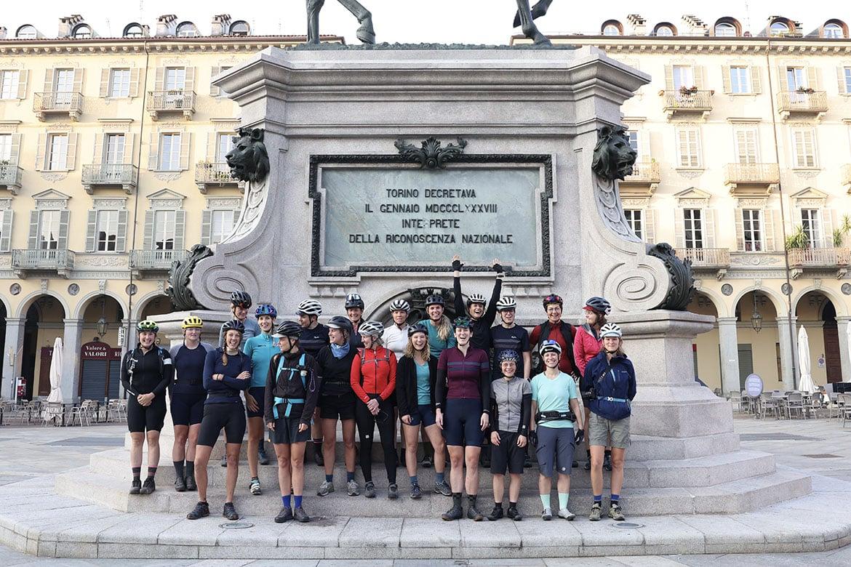 Un rallye Turin-Nice réservé aux femmes avec Lael Wilcox !