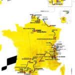 Le parcours du Tour de France 2022 dévoilé!