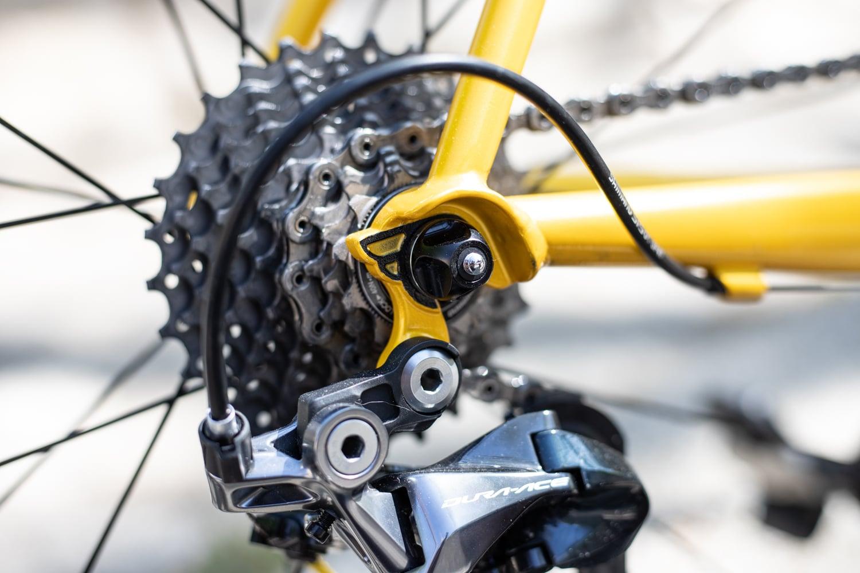Chaussures de vélo Shimano S-PHYRERC9 : Avec système de serrage BOA!